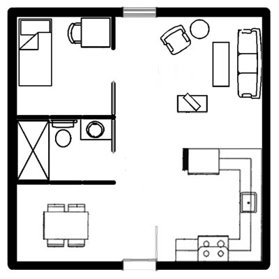 Sq Foot Apartment Floor Plans Sq Foot Apartment Home