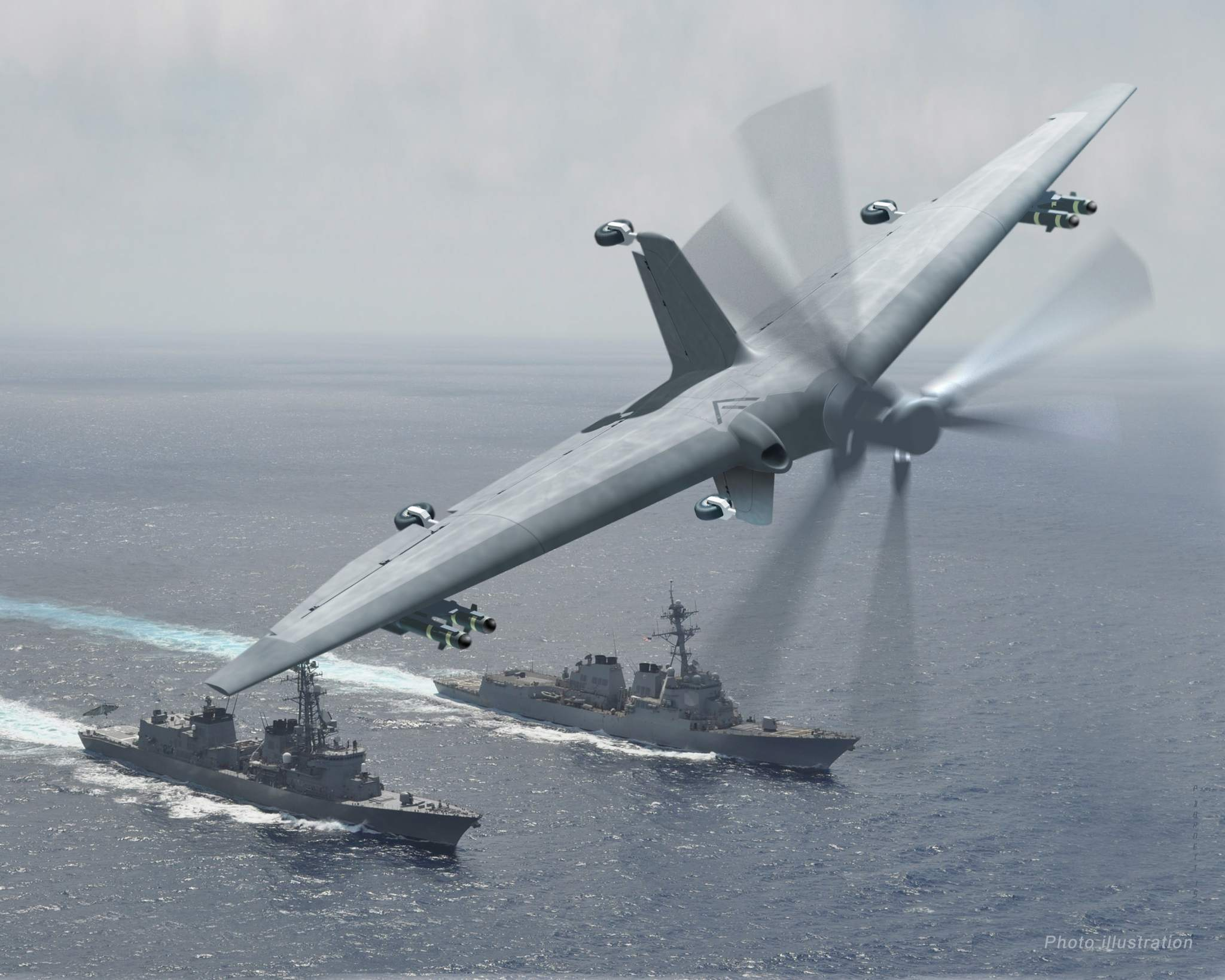 3D Printing The Future Of Drones As Northrop Grumman Hit TERN Milestones