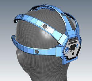 Headset open source brain scanning