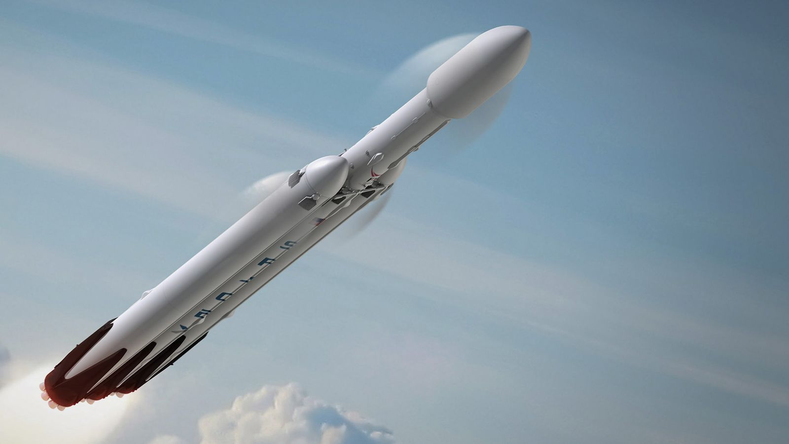 ... , SpaceX's massi...