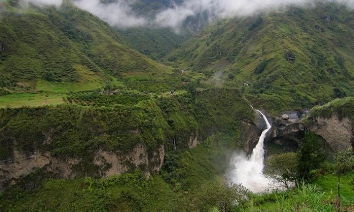Ecuador Rainforest Amazon River