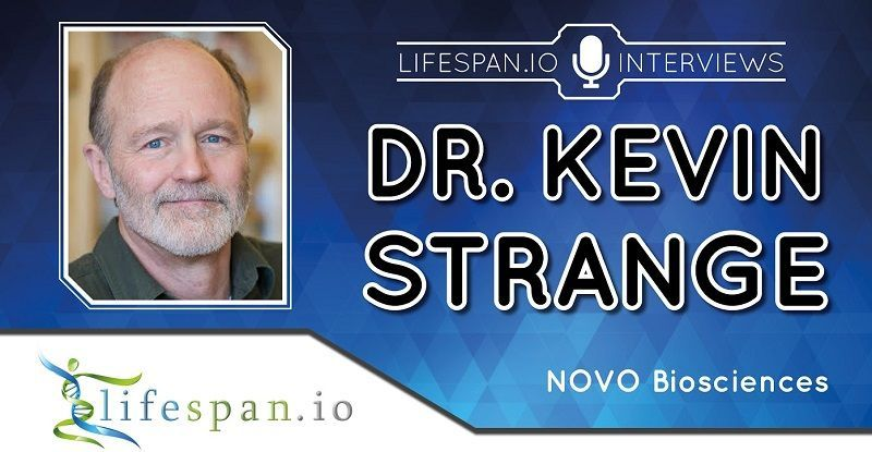 An Interview with Dr  Kevin Strange