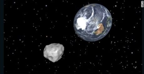 Lifeboat Foundation News Blog: Asteroid/comet Impacts - Page 2