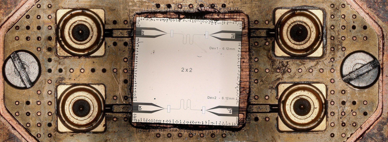 Ballistic graphene Josephson junctions enter microwave circuits