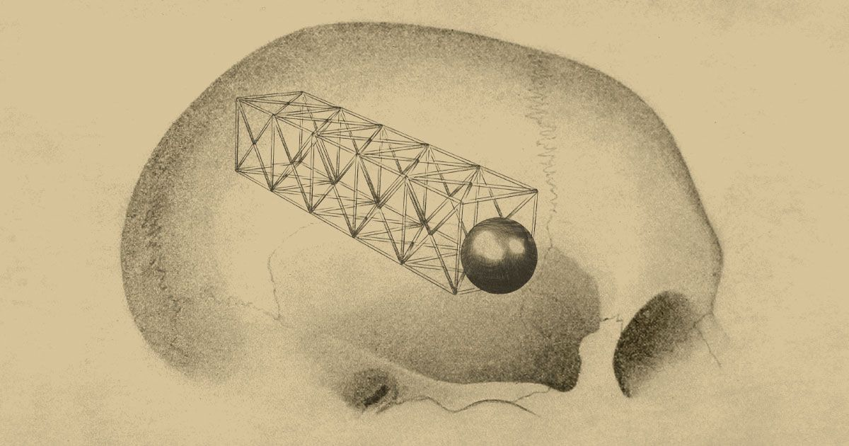Brains May Teeter Near Their Tipping Point