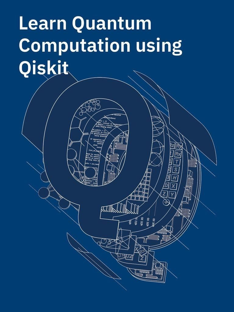 Learn Quantum Computing Using Qiskit - textbook title