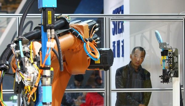 China S Latest Plans To Dominate Robot Smart Car And Railway Industries By 2020