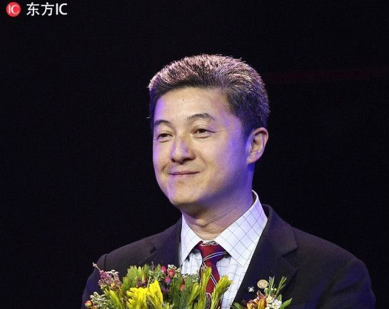 Shou-Cheng Zhang, Shanghai-born Chinese-American physicist at Stanford University, attends the 2016-2017 You Bring Charm to the World Award Ceremony held at Tsinghua University in Beijing, China, 31 March 2017.[Photo: IC]
