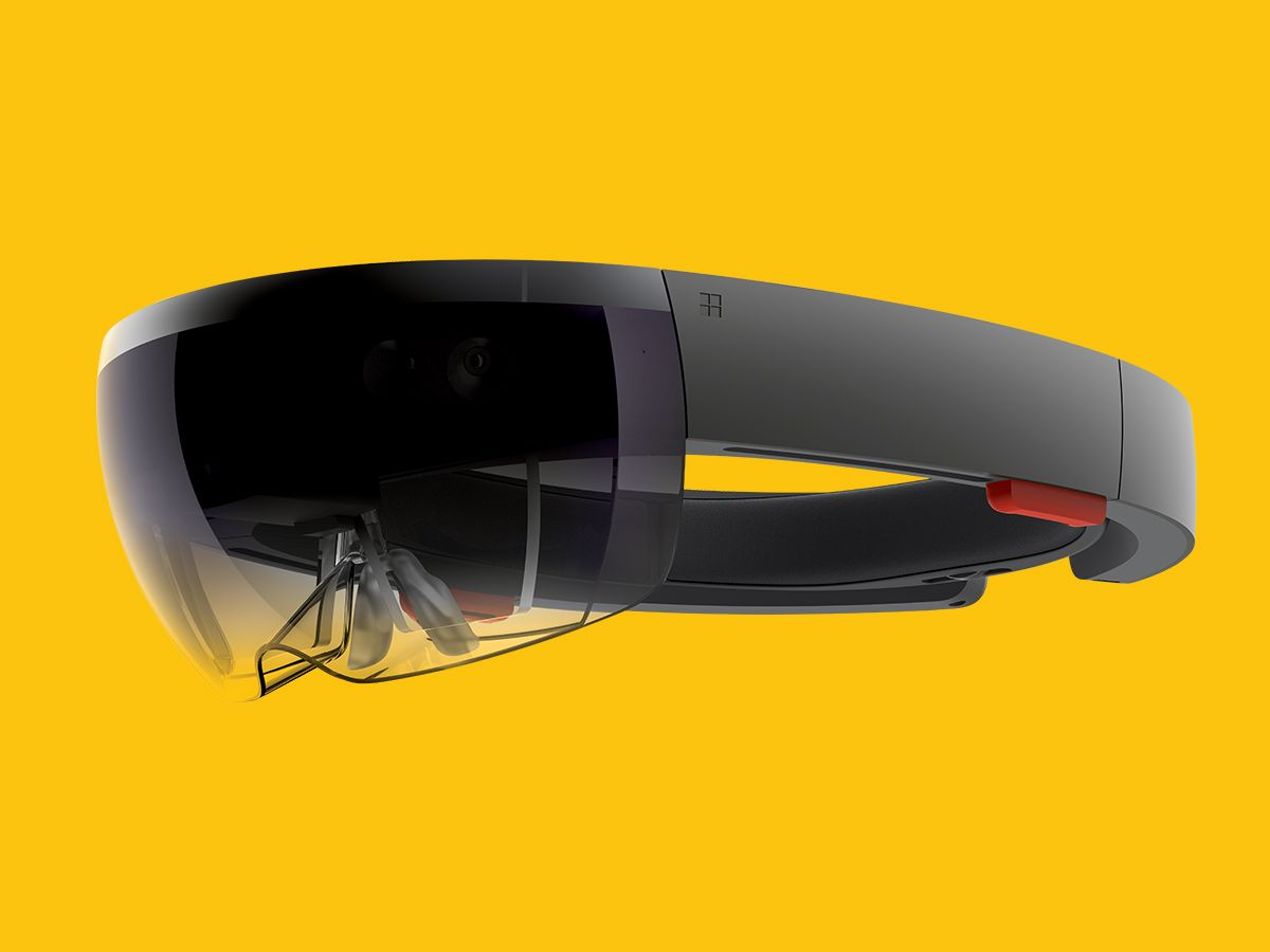 microsoft hololens for 3D printing