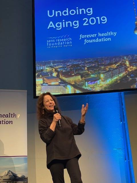 Day 2 of Undoing Aging 2019 was all about Restoring Cellular