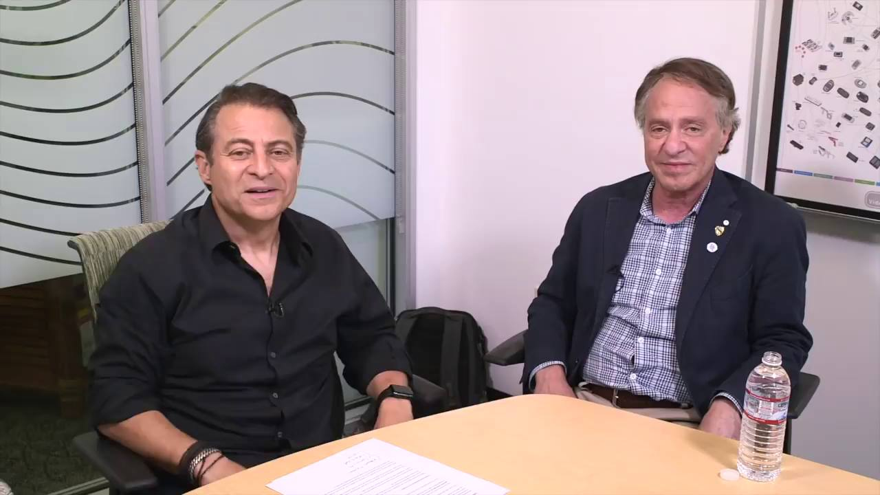 Disruptive Technologies and Dangerous Ideas — Ray Kurzweil & Peter Diamandis