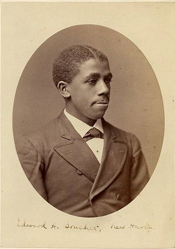 Edward Alexander Bouchet Yale College class of 1874