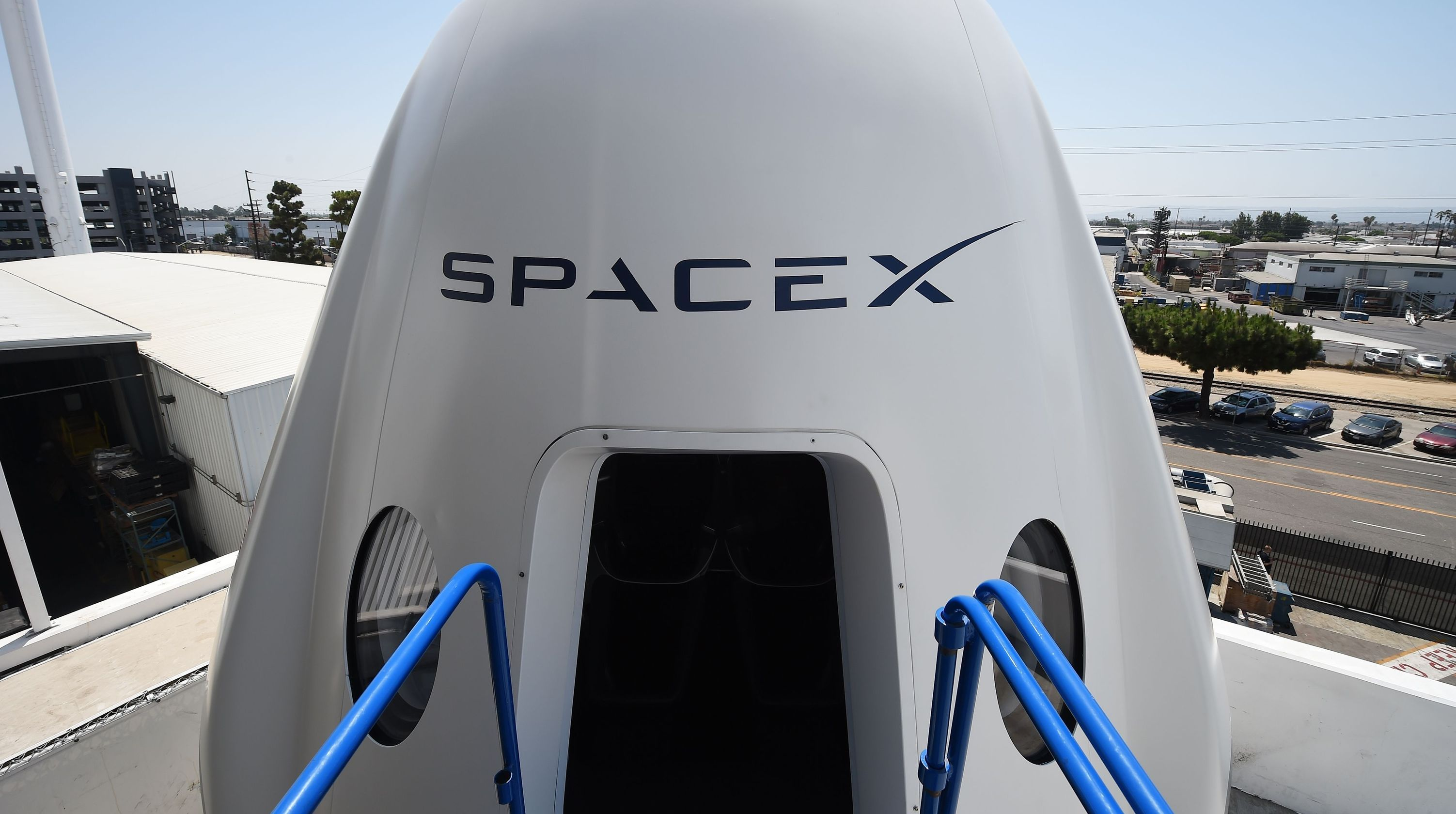 Elon Musk's SpaceX to name first passenger for round-the