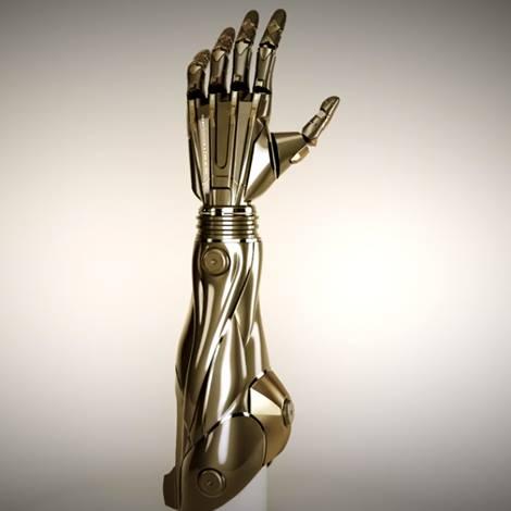 Facebook Live: Deus Ex 3D Printed Bionic Arm