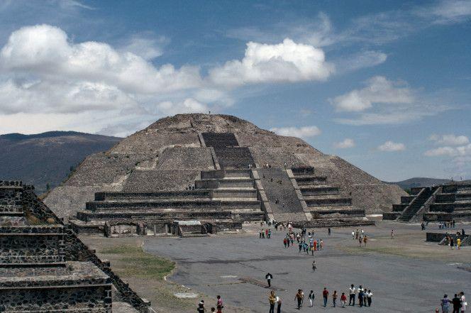 Hidden 'underworld' chambers found beneath ancient pyramid