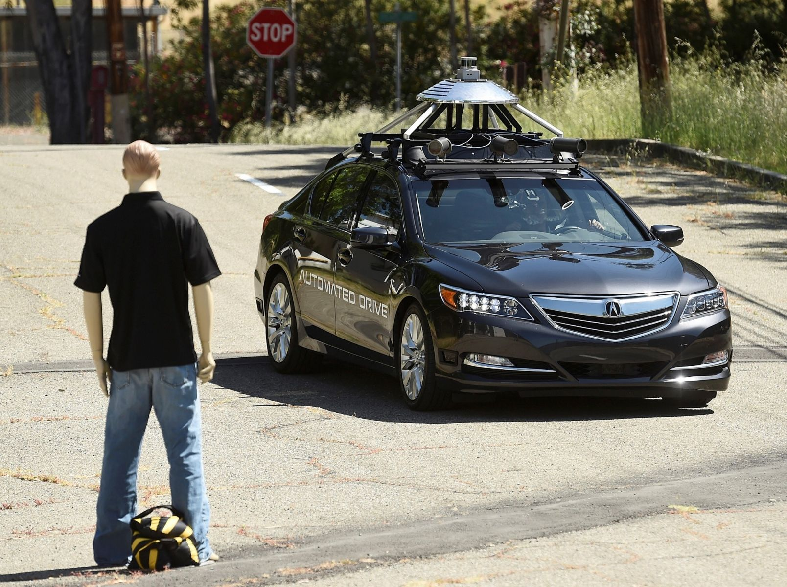 How California Is Trying to Keep Autonomous Vehicle Development on ...