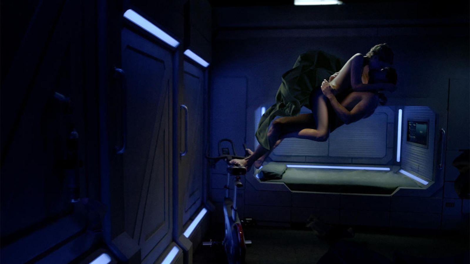 Космос секс в космосе
