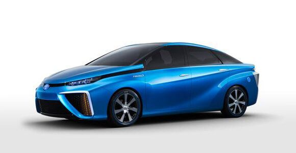 2014_Toyota_Fuel_Cell_Vehicle