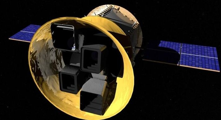 In florida all systems go for spacexs launch of space telescope