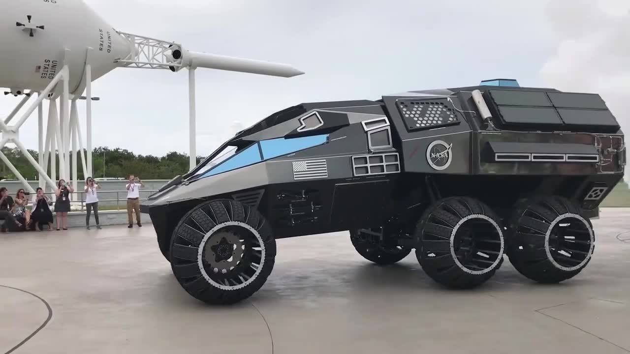 Image result for Mars Rover concept vehicle