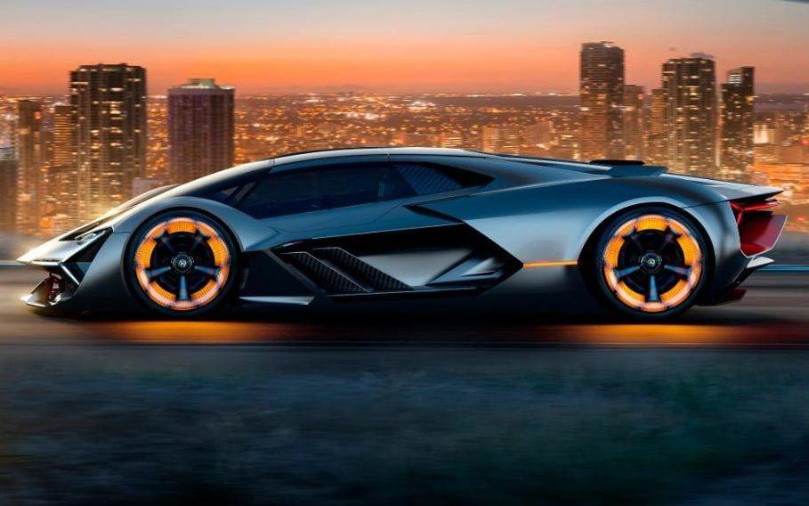 Lamborghini Creates World S First Self Healing Sports Car