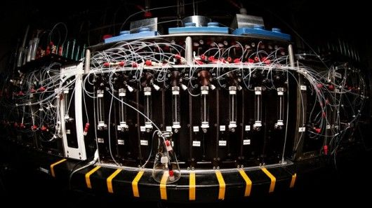 Researchers at the University of Illinois claim to have created a machine that assembles a...