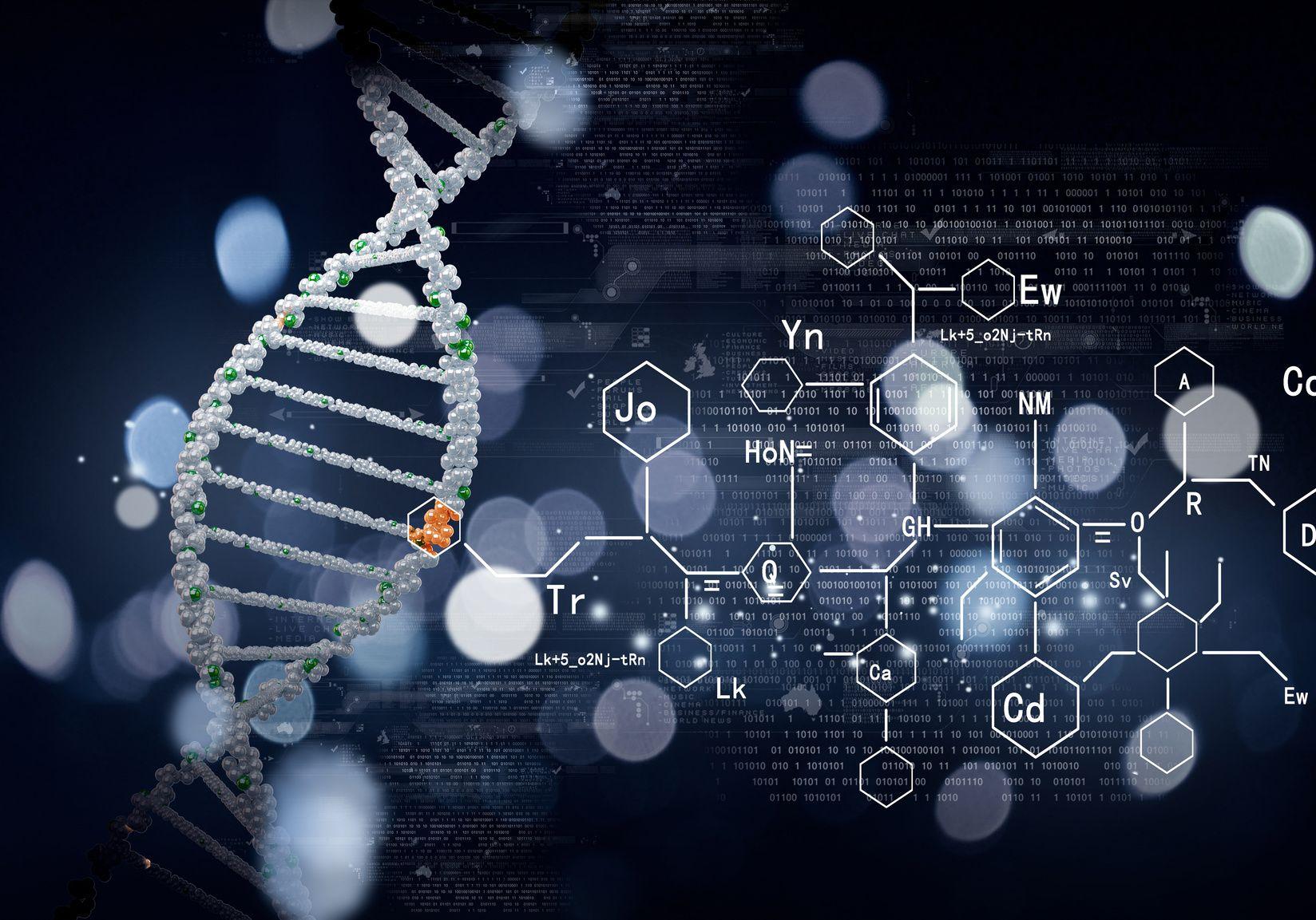 Biological Graphic Design