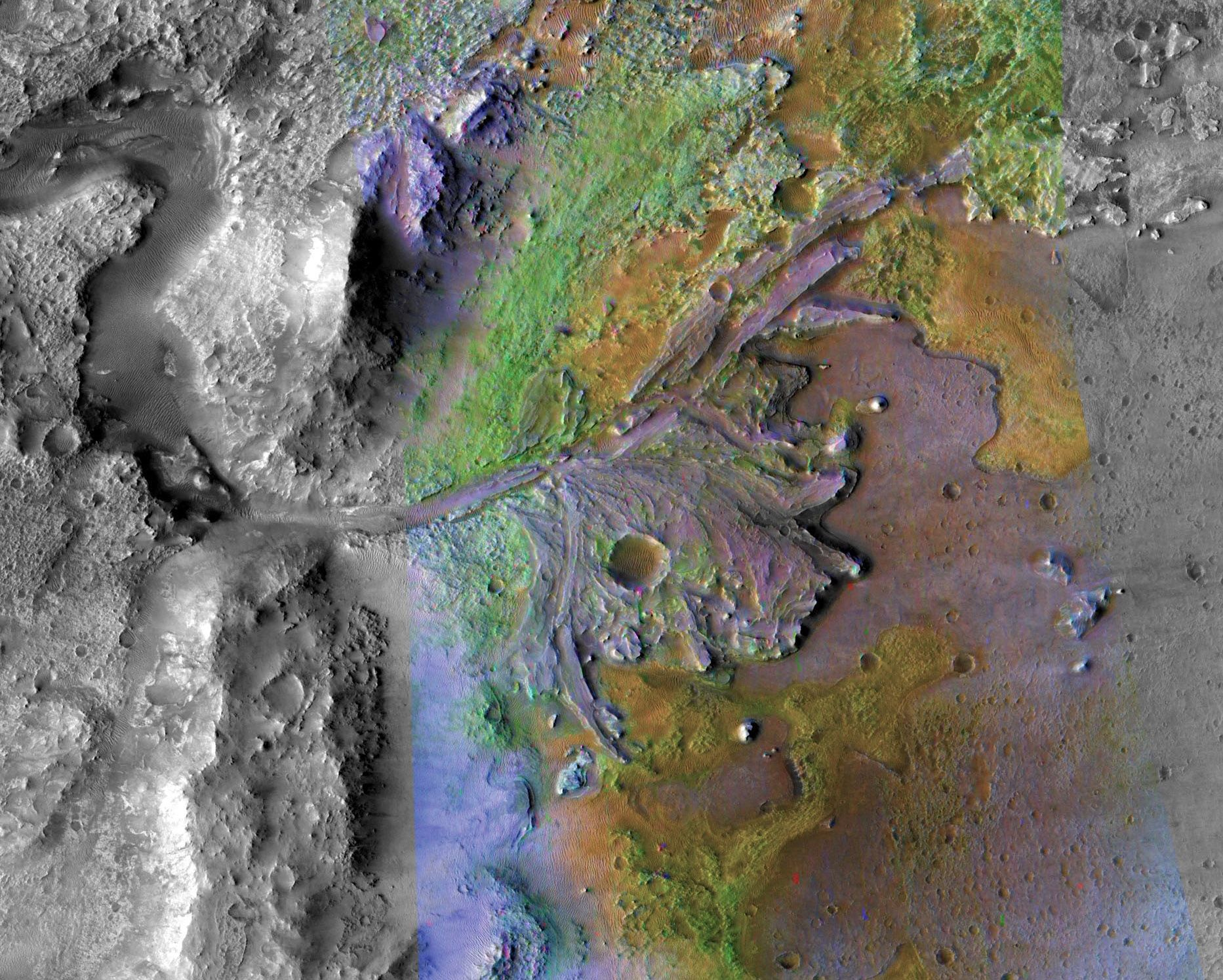 mars rover landing photos - photo #35