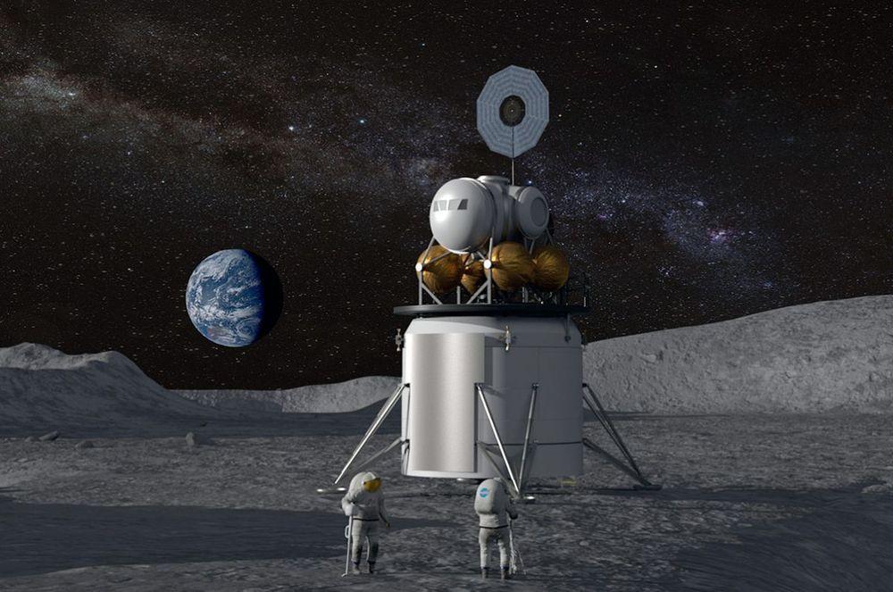 NASA Names New Moon Landing Program Artemis After Apollo's ...