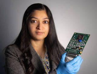 Technologist Mahmooda Sultana