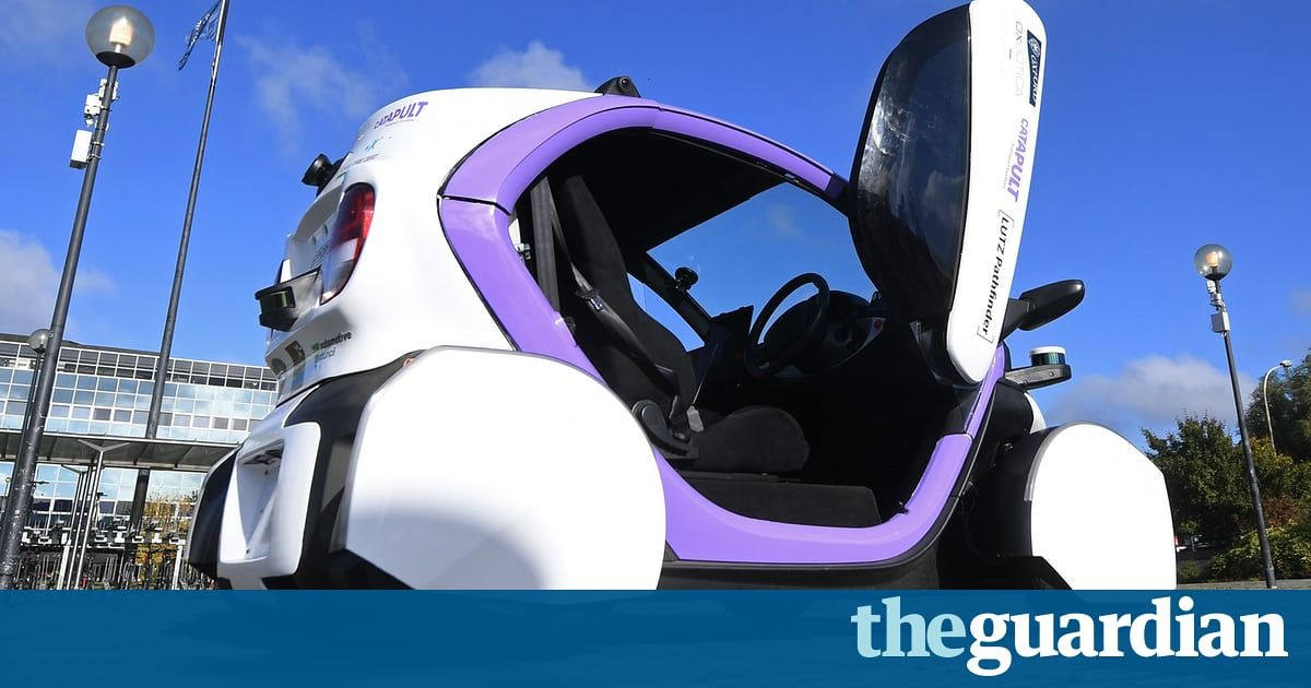 Philip Hammond pledges driverless cars by 2021 and warns