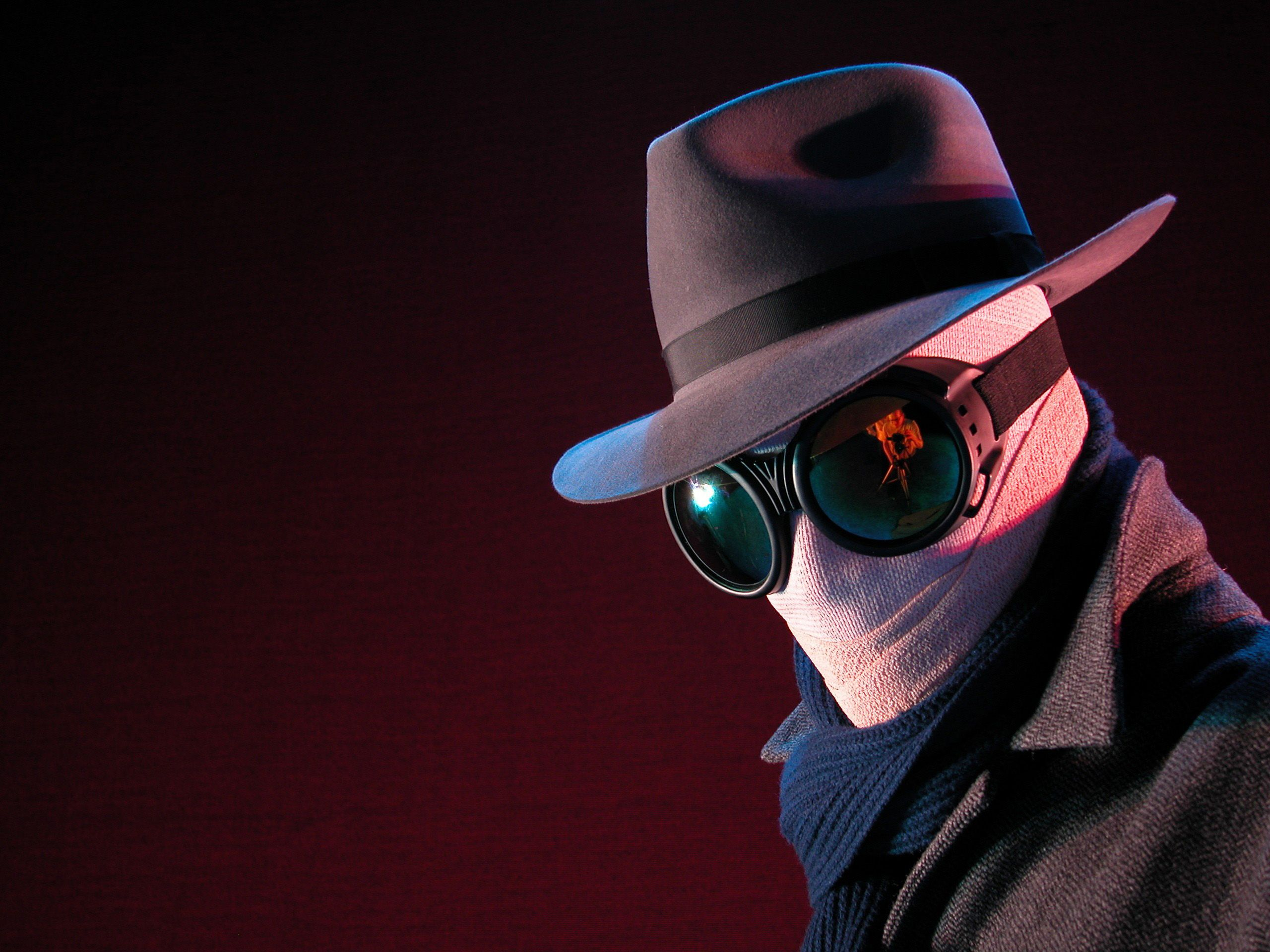 From Fiction - The Invisible Man