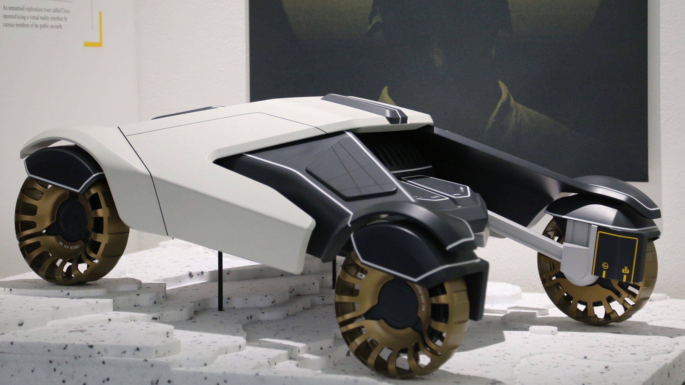 space exploration rover - photo #27