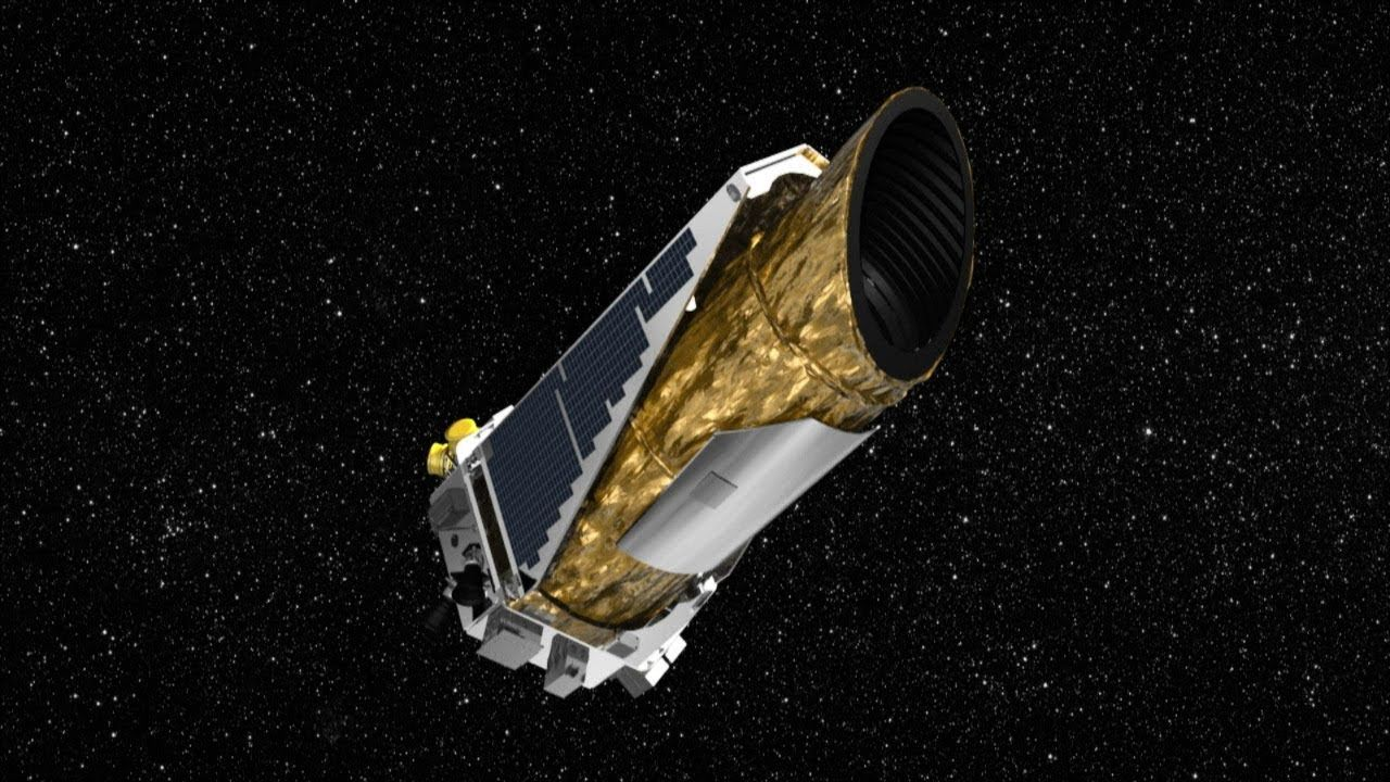 kepler spacecraft feature - 1280×720