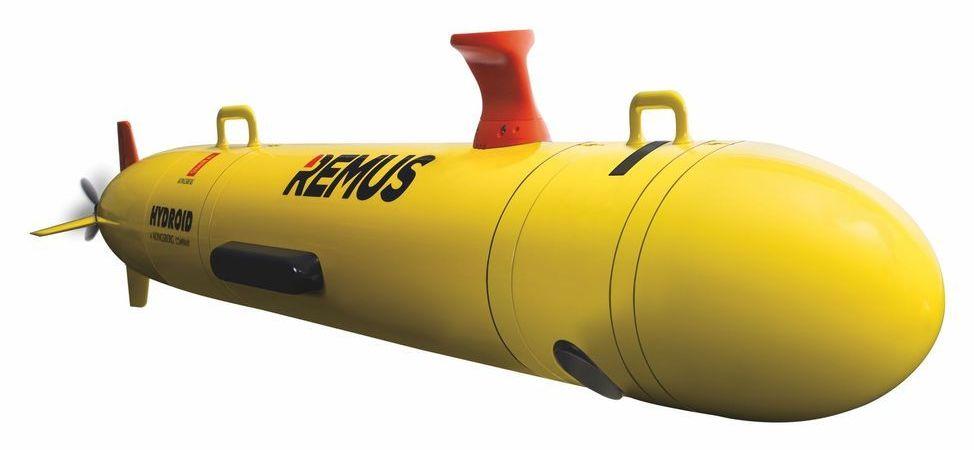 autonomous submersible