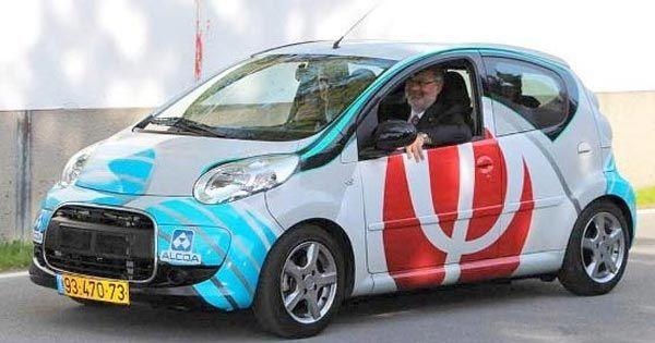 Car That Runs On Air >> Say Goodbye To Arab Oil And Hello To Israel S Car That Runs