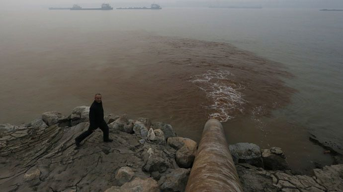 water problems in china Despite its economic growth in the past three decades, china has not made commensurate progress in planning and managing its water resources.