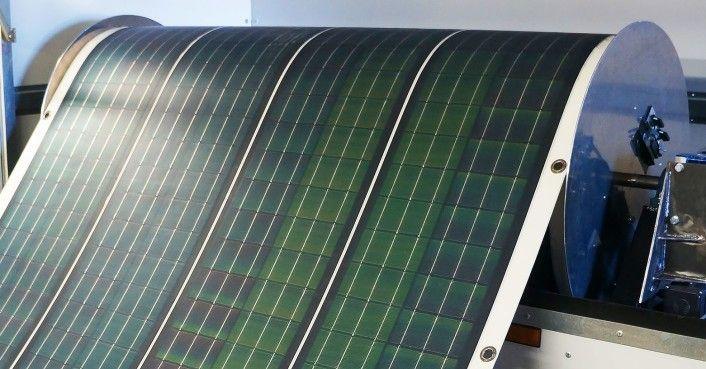solar power, solar energy, alternative energy, solar panels on a roll, rollable solar panels, Roll-array, rollarray, Renovagen, John Hingley, flexible solar panels, pv array, photovoltaic, photovoltaic panels, rolling solar panels