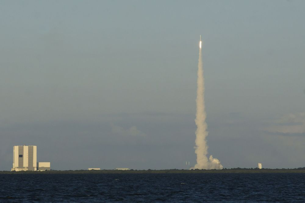 SpaceX and ULA Get Launch Contracts. ULA Wins Almost 50% ...