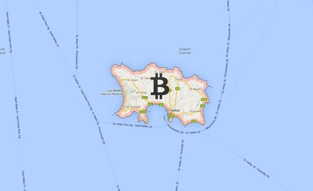 Jersey: Bitcoin Island