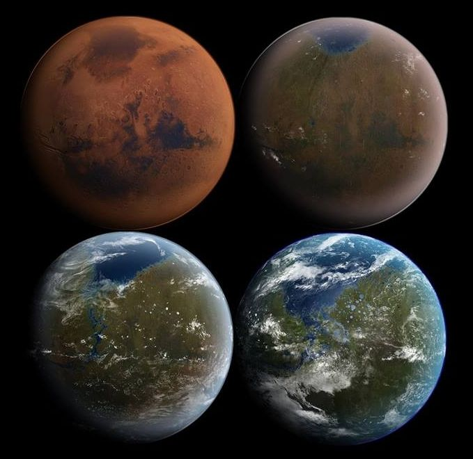 Terraforming Of Mars: Lifeboat News: The Blog
