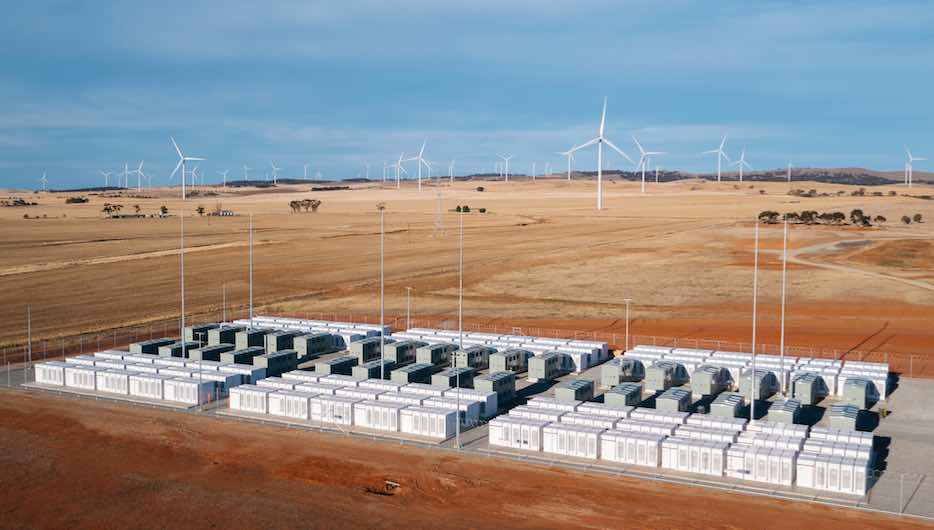 Tesla Big Battery Officially Switched On In South Australia