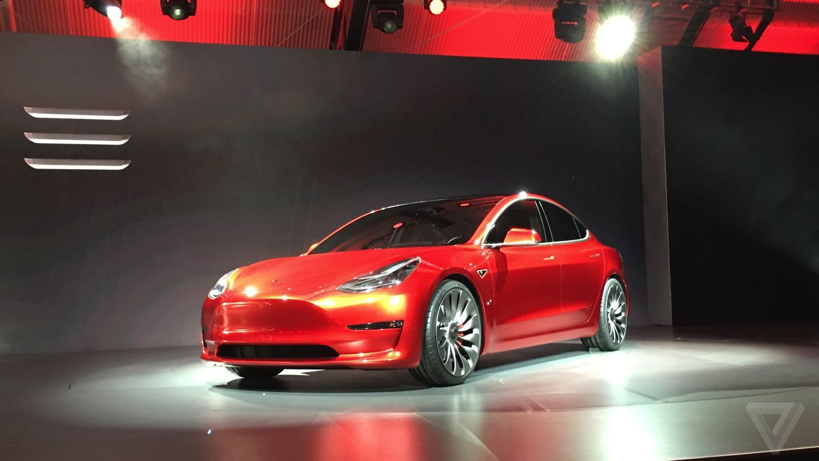 Tesla Model 3 announced: release set for 2017, price starts