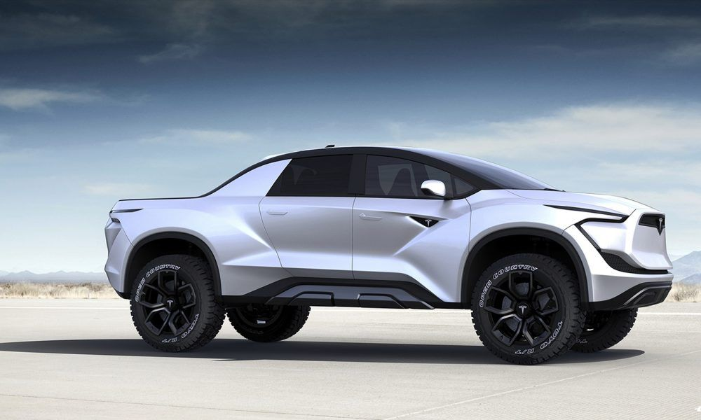 Tesla Pickup Truck's unveiling event aimed at November