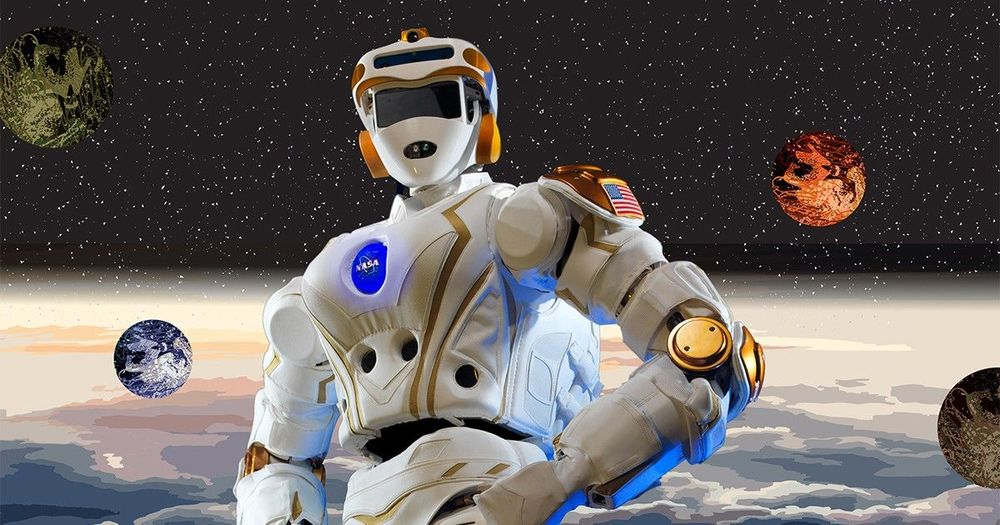 Artificial Intelligence in space