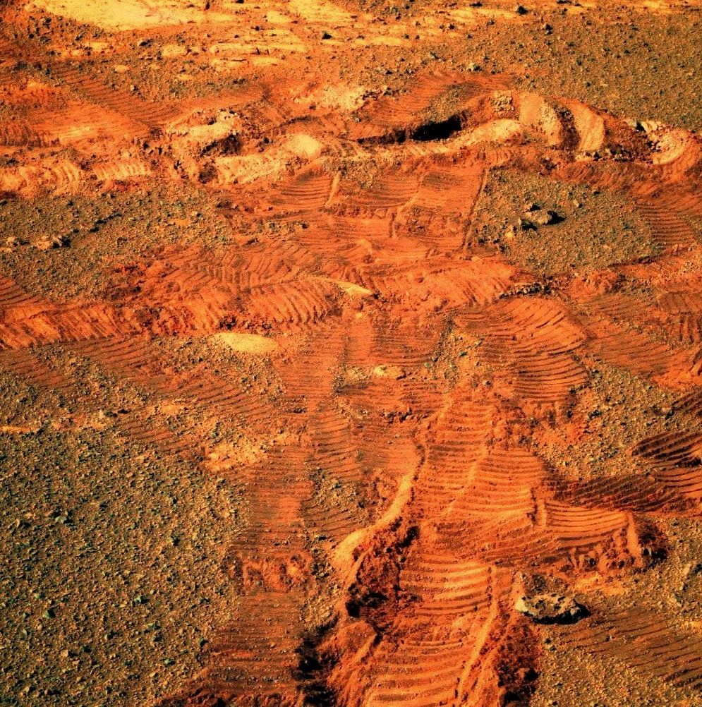 benefits of mars exploration rover - photo #33