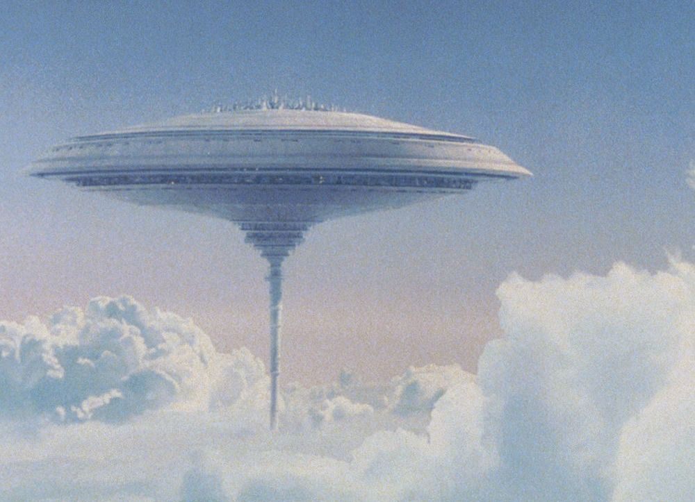 the mothership awaits startup societies in the sky