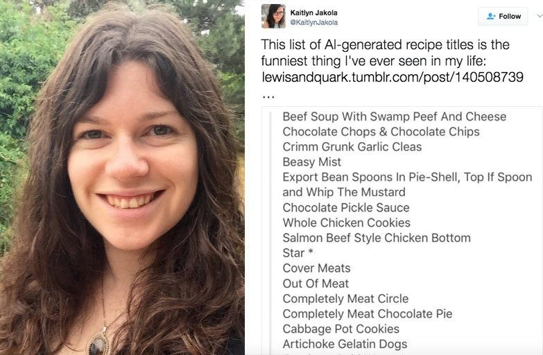 This Scientist Made An Ai That Invents Recipes And The Results Are