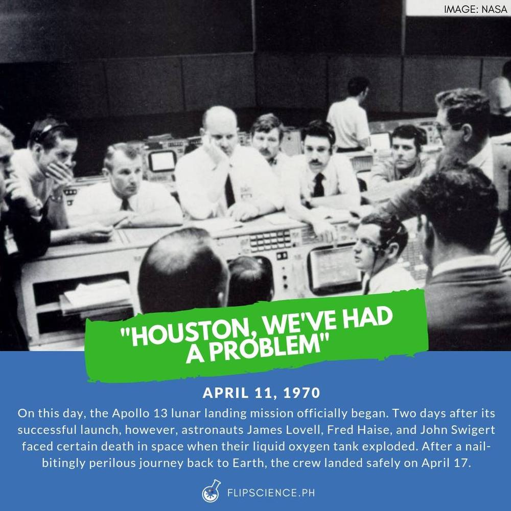 Today in Science History: The third manned lunar landing