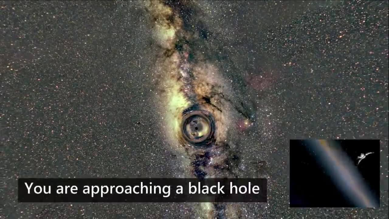 what if you fell into a black hole - photo #1